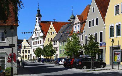 1. Jungbürgerversammlung der Stadt Gundelfingen a.d.Donau