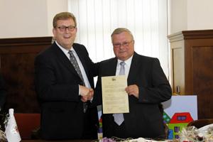 40-Jahre Städtepartnerschaft mit Beek