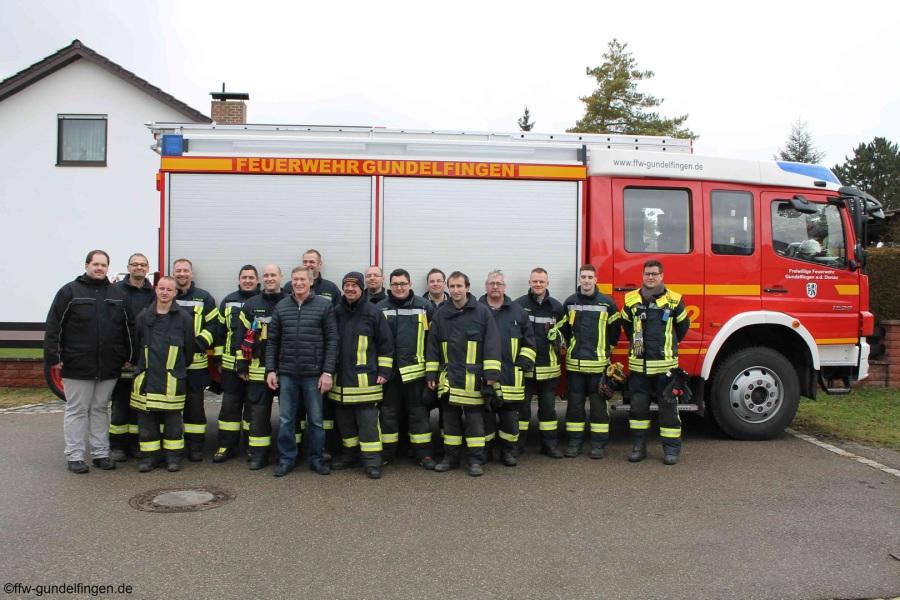 Freiwillig Feuerwehr Gundelfingen