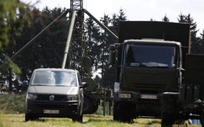 Appell der Bundeswehr am 13.12.2018
