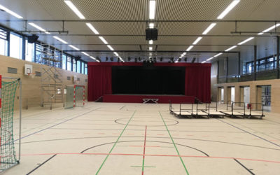 Neue alte Brenzhalle ist (fast) fertig