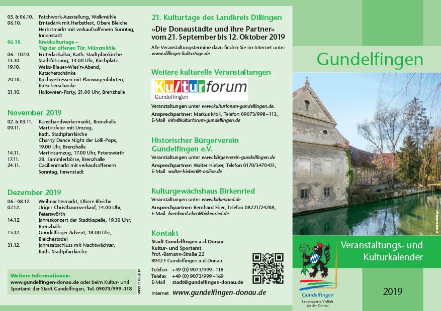 Weihnachtsmarkt Gundelfingen.Veranstaltungskalender Gundelfingen An Der Donau