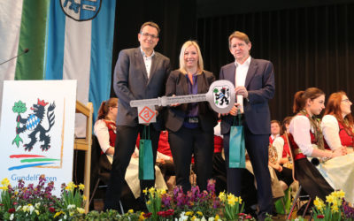 Großer Andrang bei offizieller Eröffnung der sanierten Brenzhalle