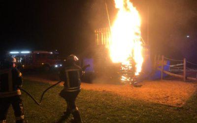Vandalen wüten im Maxgarten – Stadt erstattet Anzeige