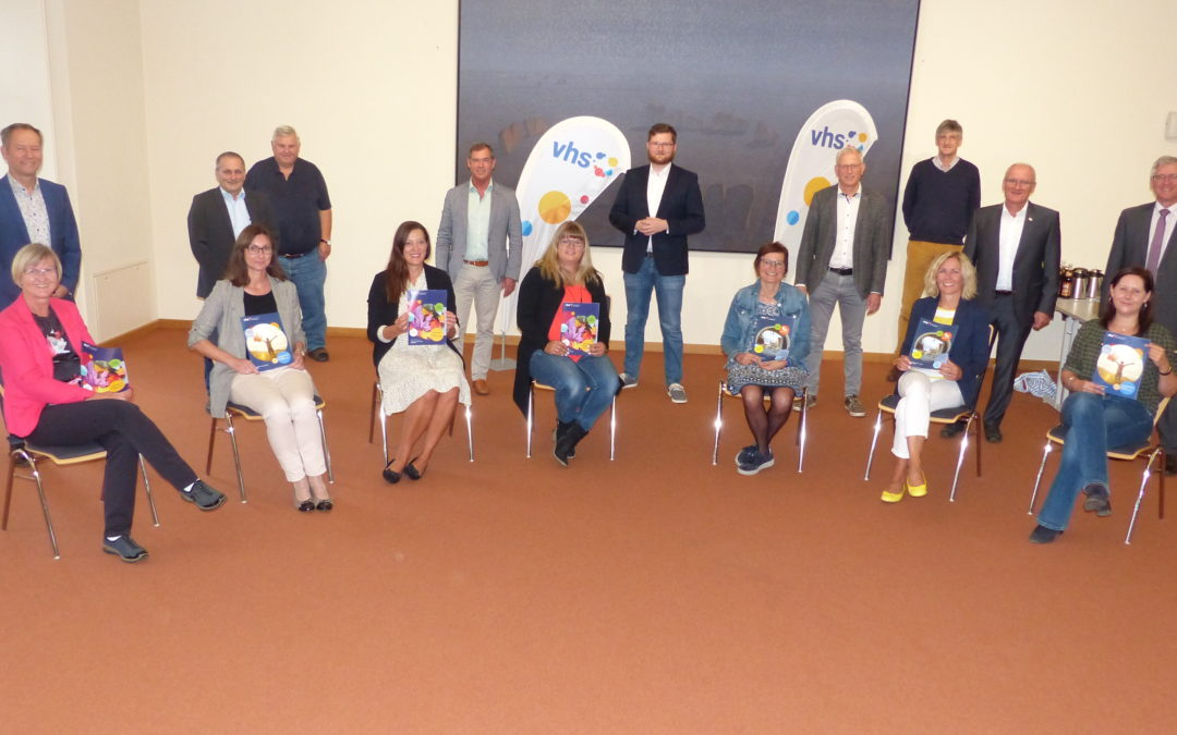 vhs DonauZusam stellt neues Programm vor