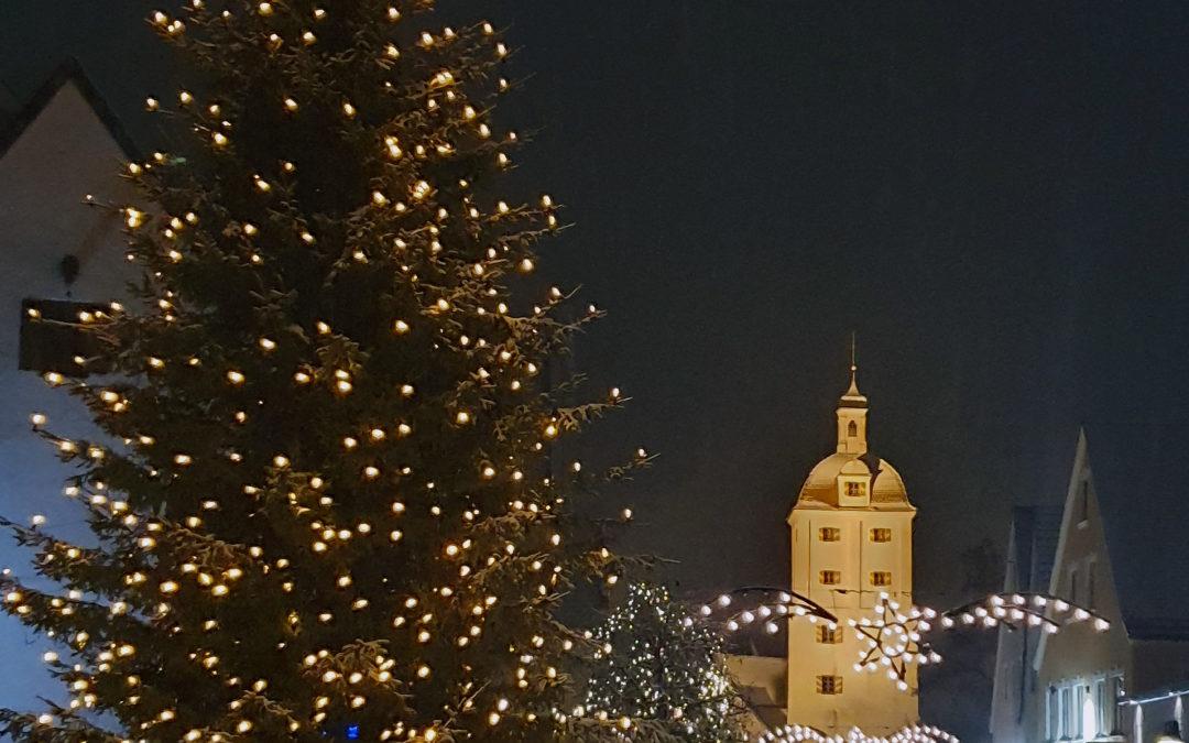 Dienstbetrieb Weihnachten und Silvester