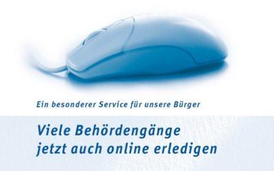 Behördengänge jetzt online erledigen